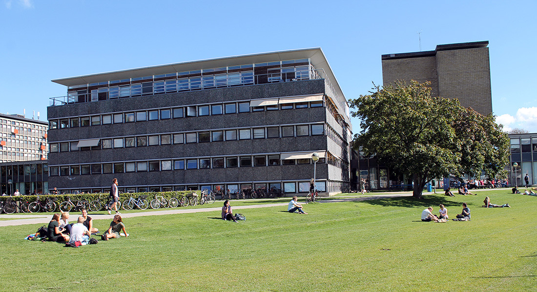 The MATH Building, UCPH