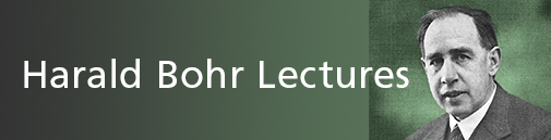 Harald Bohr Lectures
