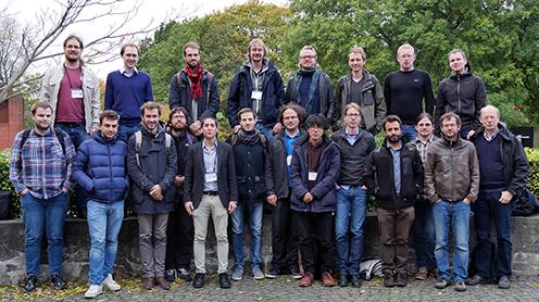 Participants, October 2017
