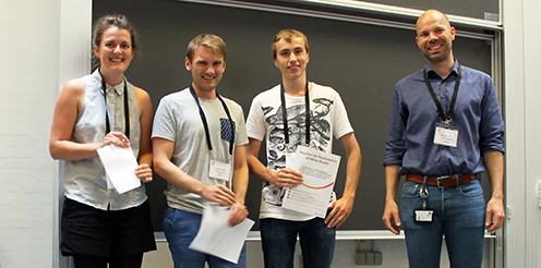 Winners in the Nordstat poster competion