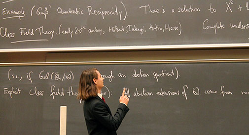 Peter Scholzes Ostrowski Prize Lecture