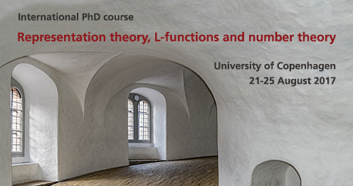 Representation theory, L-functions and number theory