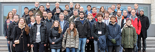 The participants in the workshop Spectral Theory, Automorphic Forms and Arithmetic