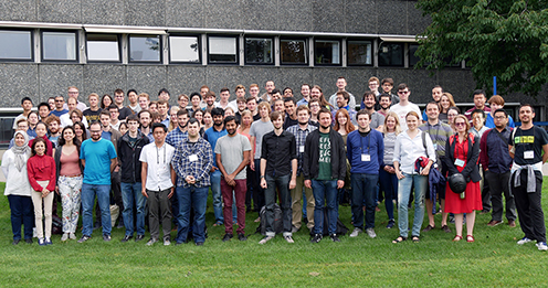 Participants 2017 - click for large photo