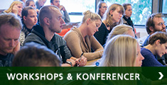 Link til konferencer og workshops