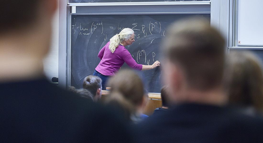 Efter- og videreuddannelse i matematik