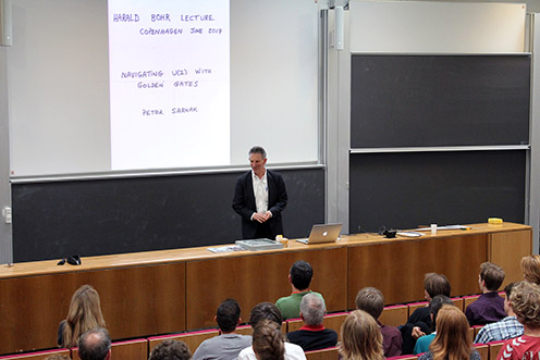Harald Bohr Lecture by Peter Sarnak